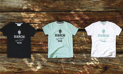 Bianchi Cafe & Cycles - T-Shirt