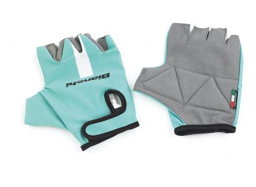 Bianchi Reparto Corse - Gloves - celeste
