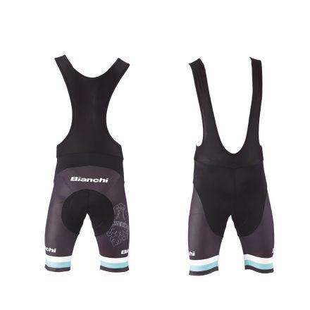 Bianchi Sport Line Man - Bib Short black