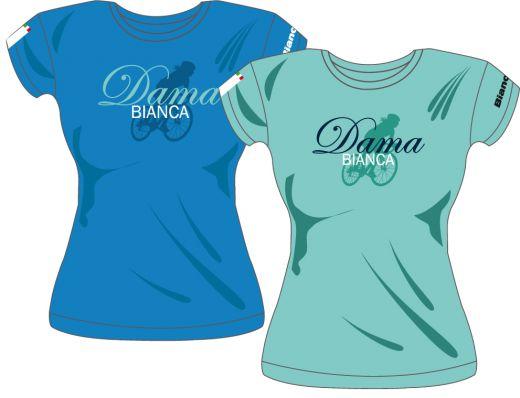 Bianchi T-Shirt - Dama Bianca
